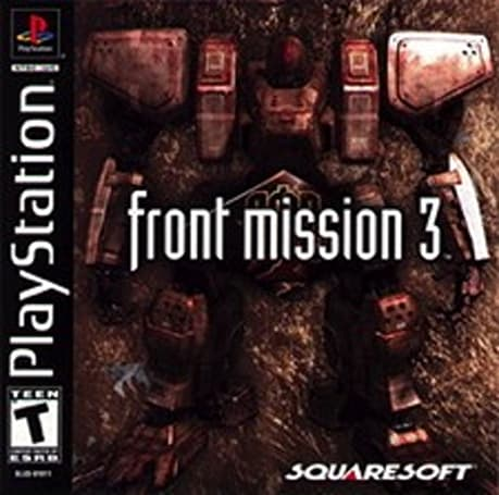 Front Mission 3 mechs its way to PSP/PS3 via PlayStation Network in Europe