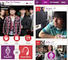 Just Sing It update polishes the best social karaoke app for singers, fans