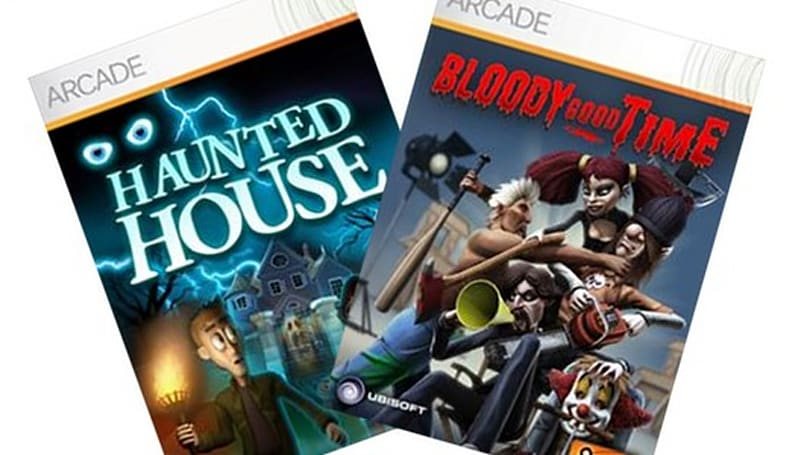 Bloody Good Time, Haunted House sneak onto XBLA