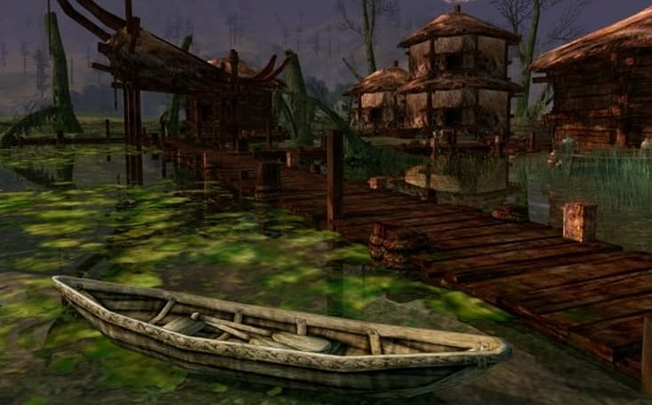 LotRO gives us a glimpse into Isengard's Dunland