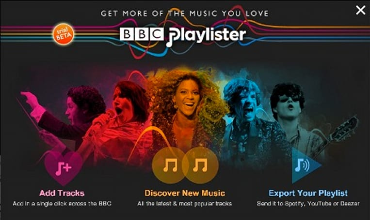 BBC iPlayer Radio gets Playlister support