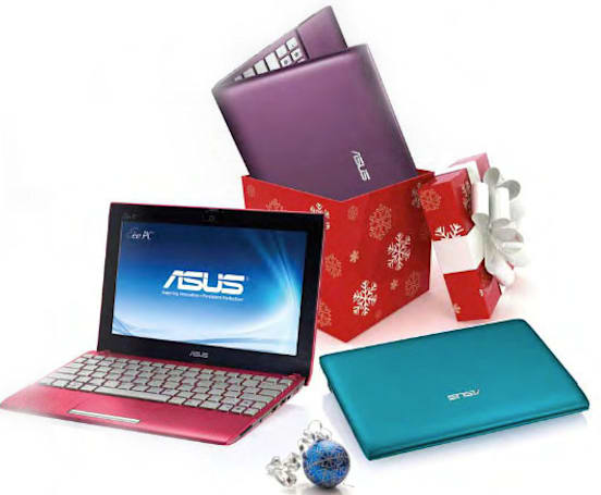 Cedar Trail Eee PCs get previewed in ASUS magazine