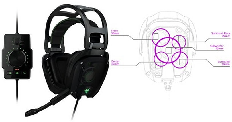 Razer Tiamat 7.1 delayed again, gamers everywhere realize they have other headset options