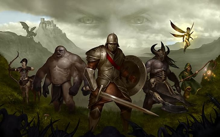Ironclad Games' sinful MOBA, Sins of a Dark Age, now on Early Access