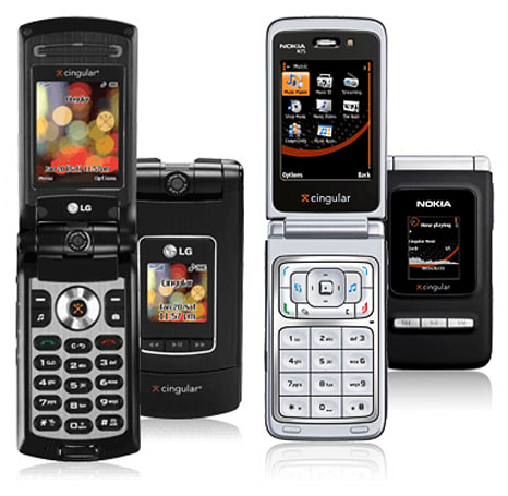 Nokia N75 and LG CU500v now on sale (seriously)