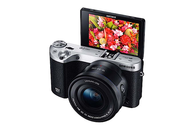 Samsung's NX500 is stylish, compact and capable