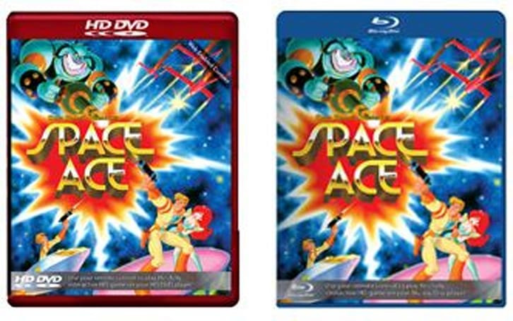 Digital Leisure's Space Ace headed to HD DVD and Blu-ray
