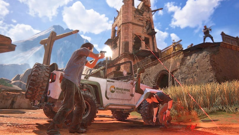 'Uncharted 4' multiplayer maps and modes will be free forever