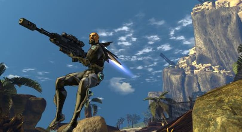 Firefall announces beta, details launch