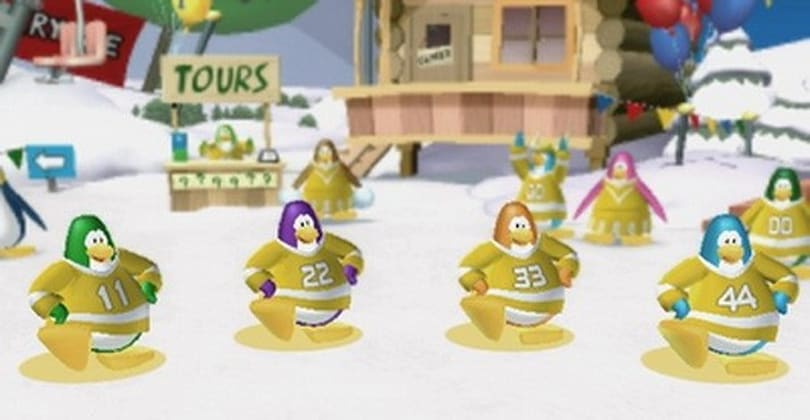 Club Penguin gets $4.7 million online safety campaign