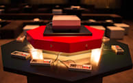 Watch 'Super Mario Bros' as an 8-player, 360-degree game