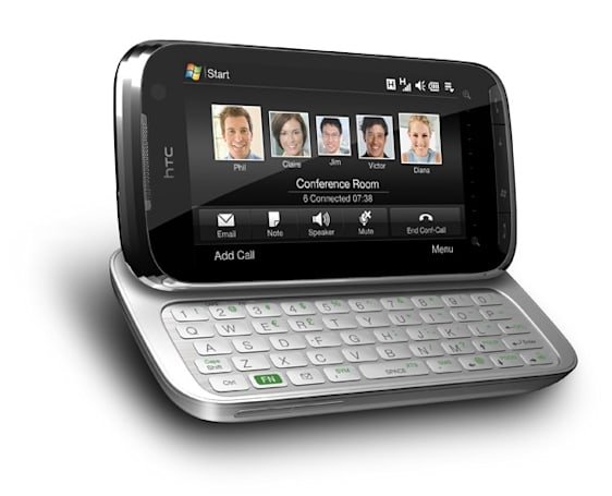 Unlocked HTC Touch Pro2 to retail for $880, Touch Diamond2 for $725