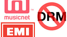 MusicNet and EMI to offer 1 million DRM-free tunes