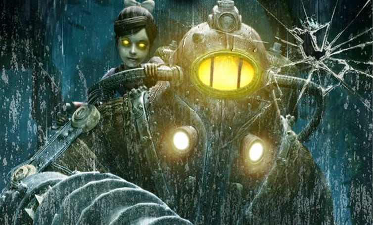 BioShock 2 on sale for $30 on Amazon today