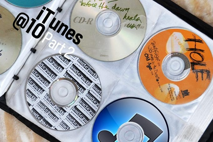 The iTunes influence, part two: Setting the music free