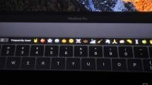 速報:アップル、新MacBook Proの新機能Touch Bar発表。キーボードにマルチタッチ画面、必要なインターフェースを自動で表示