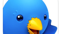 Twitterrific 5.6 adds streaming, list editing plus price drop