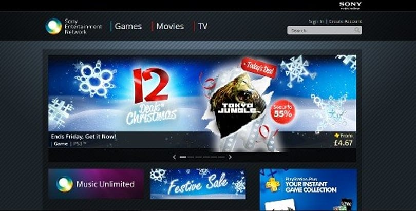 Sony aims for US web PS Store launch this month, automatic downloads in the works