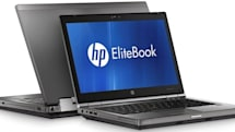 HP EliteBook 8460w, 8560w, and 8760w mobile workstations all go on sale