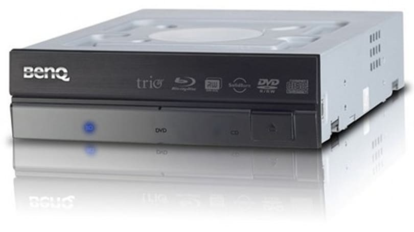 BenQ's BW1000 Blu-ray Disc recorder for PCs hitting Japan: writes 50GBs for less