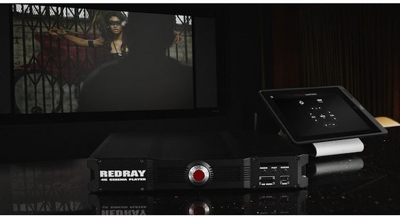 Redray 4K player now shipping, UHDTV not included