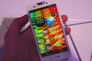 Motorola Razr HD Hands-on