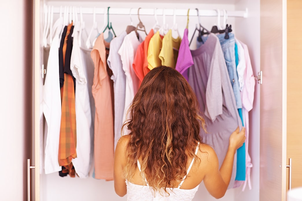 Spring cleaning: How to give back as you update your wardrobe
