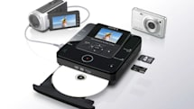 Sony's latest DVDirect camcorder-to-DVD recorder creates AVCHD DVDs with 5.1 sound