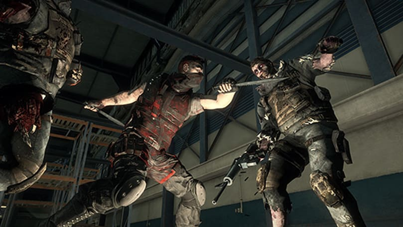 13GB Dead Rising 3 patch paves the way for tomorrow's DLC