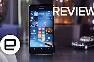 Review: Microsoft Lumia 950