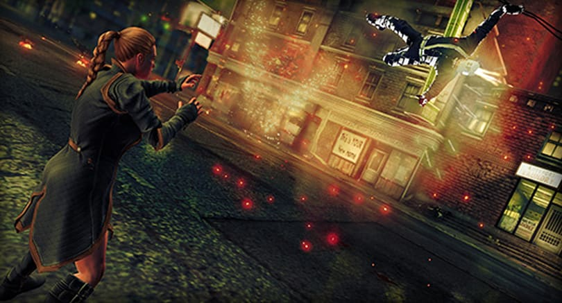 Telekinetic time bombs, airstrikes join Saints Row 4 in new DLC