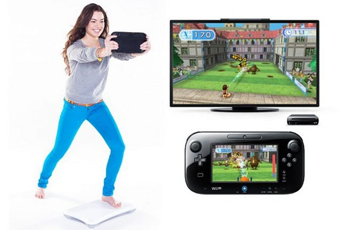 Wii Fit U review: Some assembly required