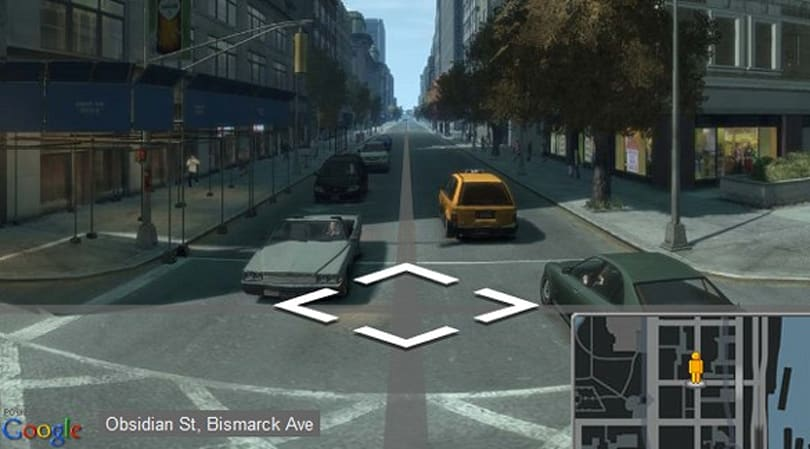 GTA's Liberty City recreated in Google Street View, reveals your nearest Ammu-Nation