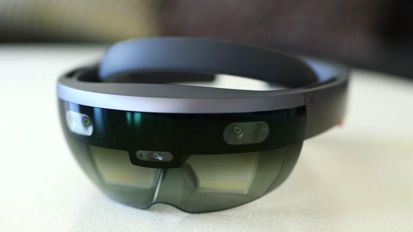 微软 HoloLens 要待到 2019 年才会有后继机啊