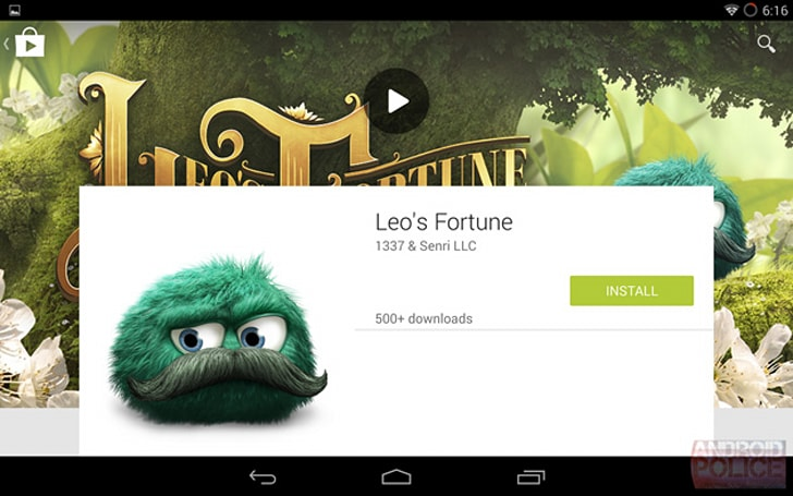 Google's Play Store is getting a big, visually intensive makeover