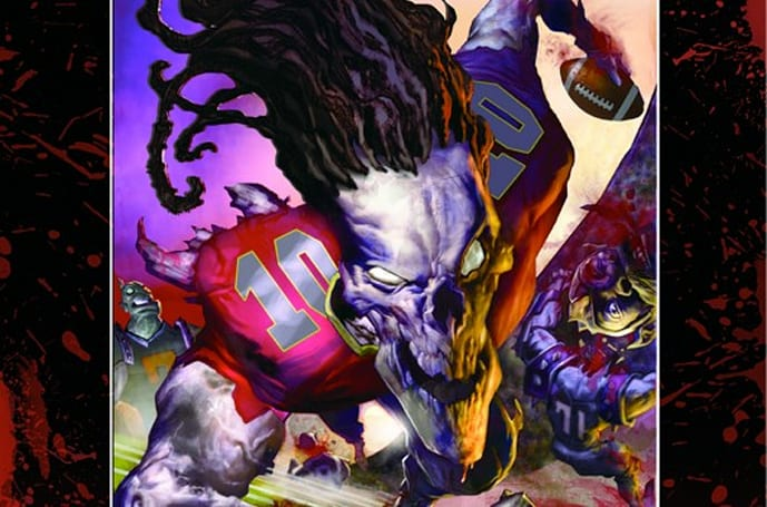 Mutant Football League takes the field on Kickstarter