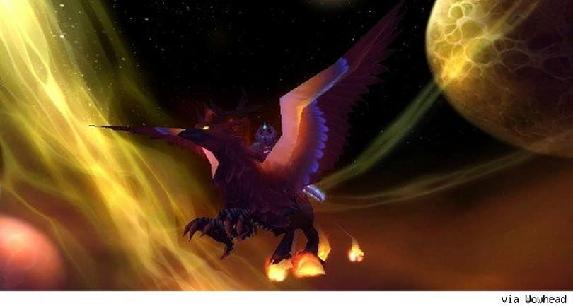 12 Days of Winter Veil Giveaway: Blazing Hippogryph loot code from WootLoots.com