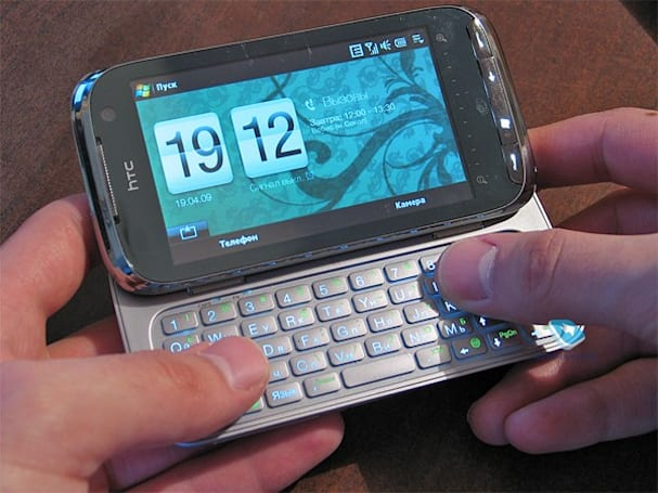 HTC Touch Pro2 gets thoroughly handled overseas