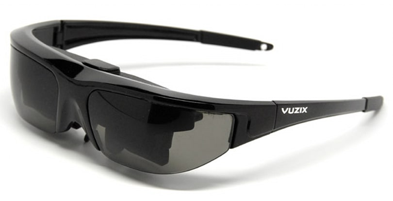 Vuzix Wrap 310 video eyewear ships out to virtual big-screen lovers