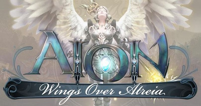 Wings Over Atreia:  Aion anniversary, take two