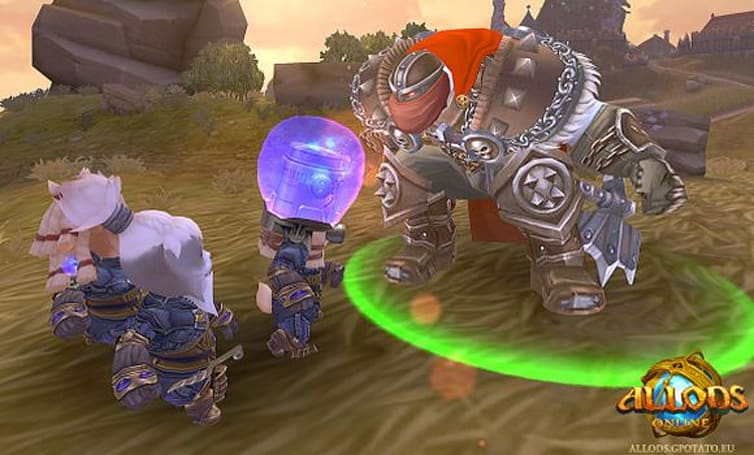 Allods Online opens French and German servers for closed beta tests