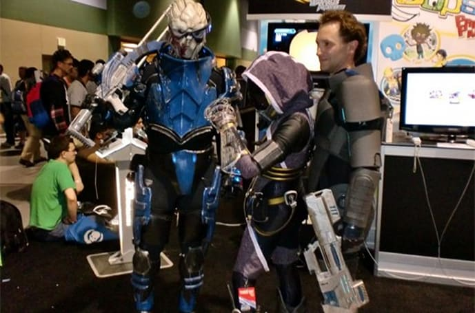 PAX 2010: A taste of the cosplay