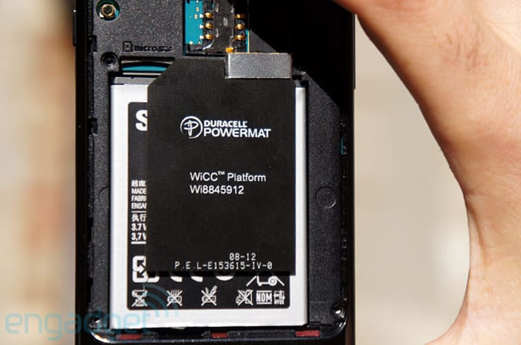 Duracell Powermat Wicc Could Bring Wireless Charging To