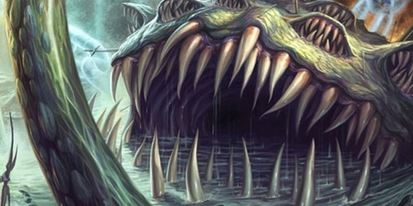 Know Your Lore, TFH Edition: What are the Old Gods?