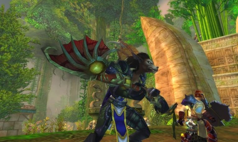 Shifting Perspectives: Bear and tree druid Q&A