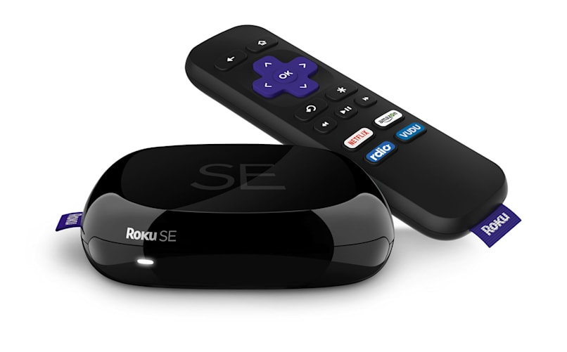 New Roku SE to sell for US$25 in Black Friday sales