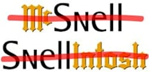 Snell and McIntosh to share resources without becoming McSnell or SnellIntosh