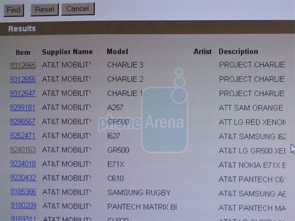 """Mysterious """"Project Charlie"""" shows up in AT&T's system"""