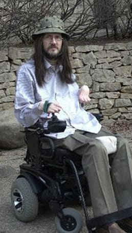 Quadriplegic player establishes resource beachhead for other disabled gamers