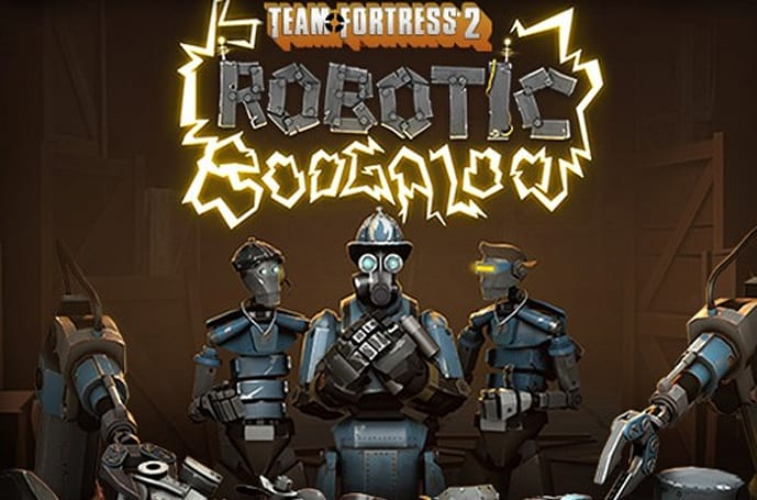Team Fortress 2 'Robotic Boogaloo' update tangos with Steam